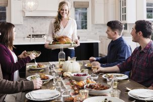Celebrations Grain-Free Thanksgiving Timeline