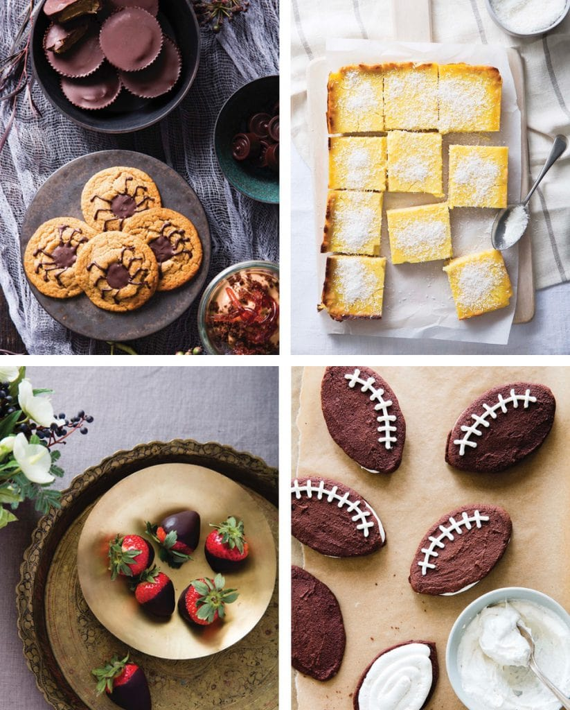 Super Bowl Roundup - Sweets