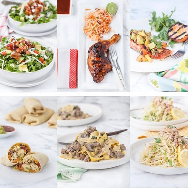 Meals made simple favorites