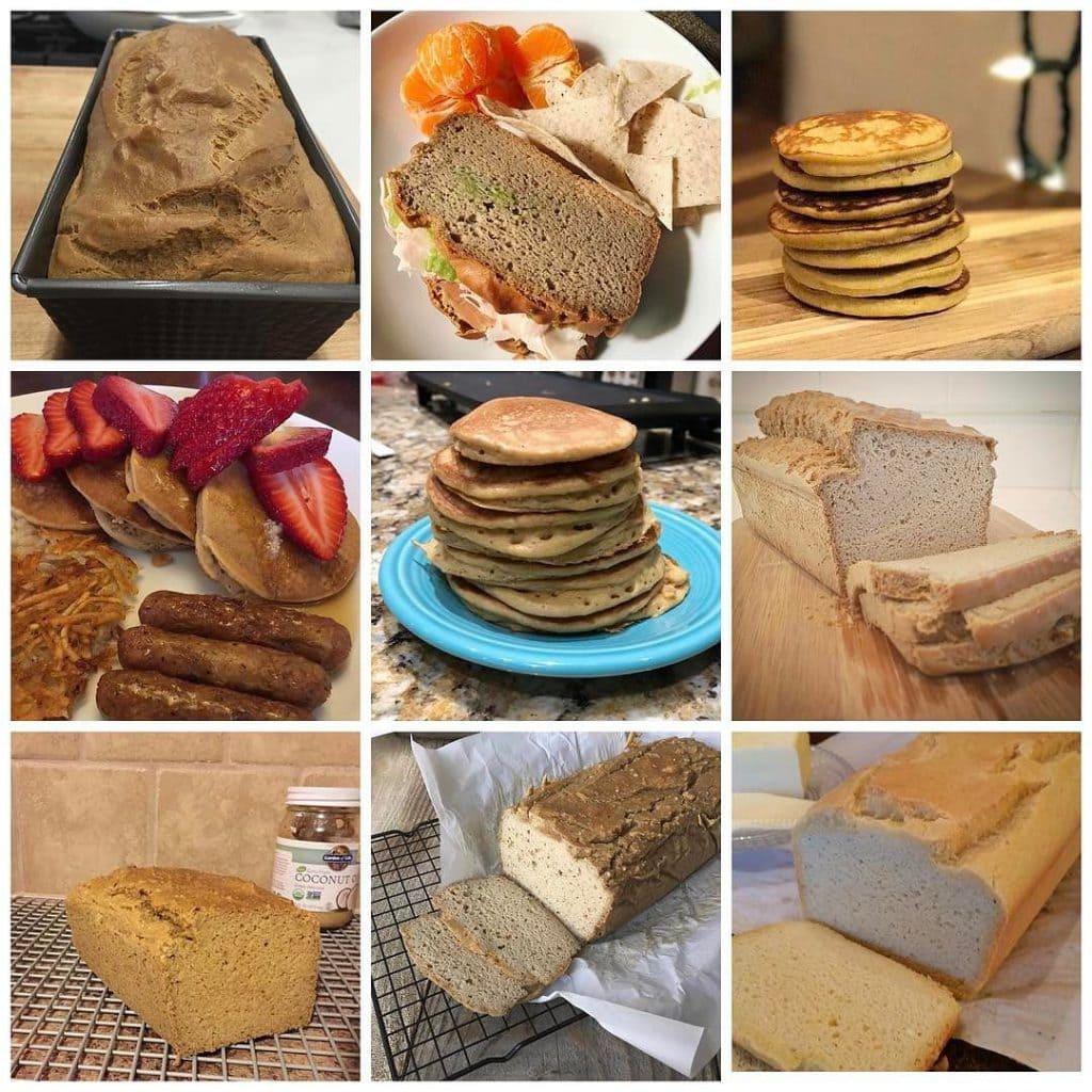 Photos from weekend_blender bread_pancakes