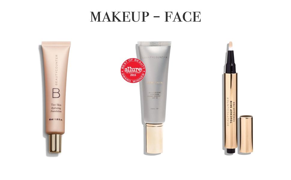 Makeup - Face 1