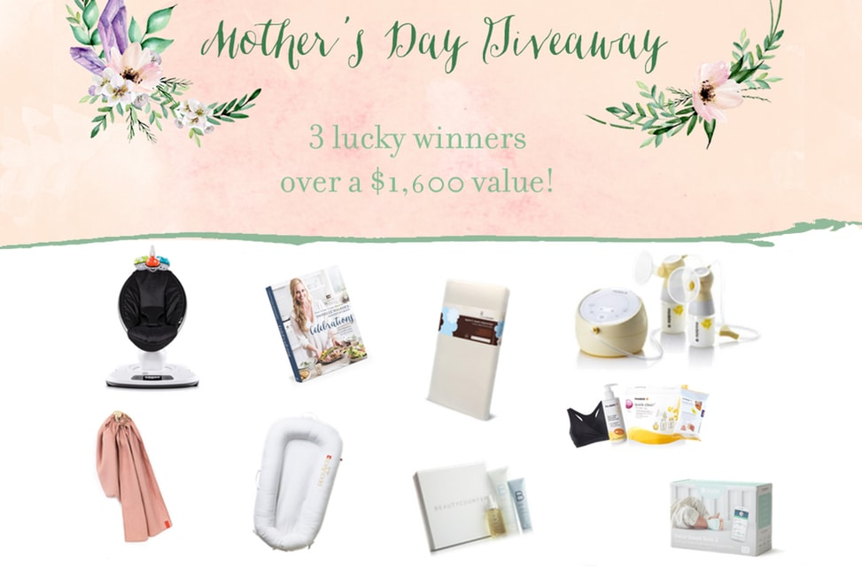 Mothers Day Blog Graphic