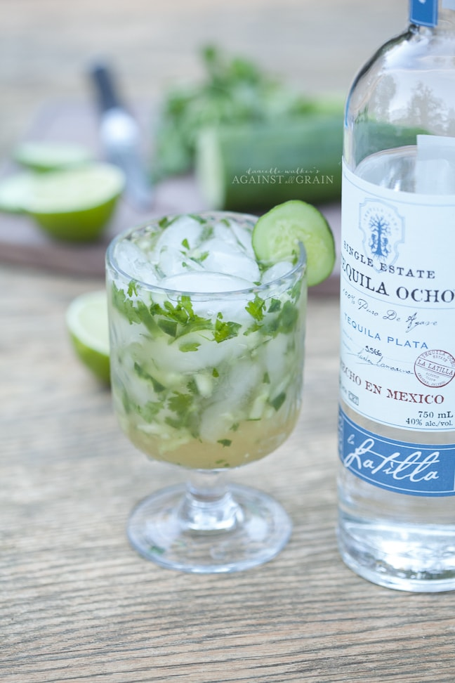 Paleo-Cucumber-Cilantro-Margarita-from-Danielle-Walkers-Against-all-Grain