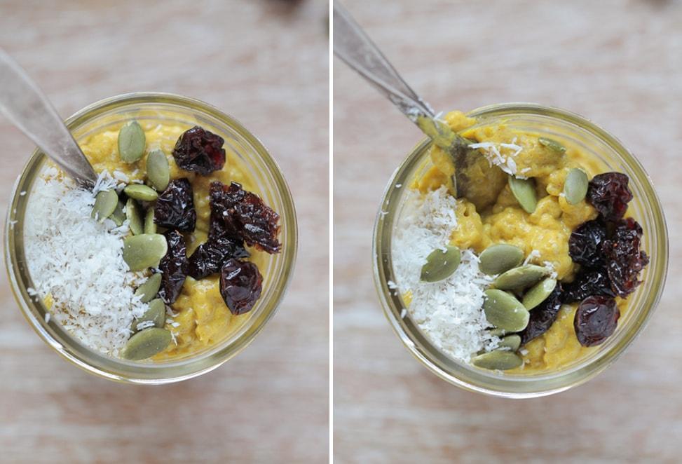 Paleo Pumpkin Chia Seed Pudding Againstallgrain.com