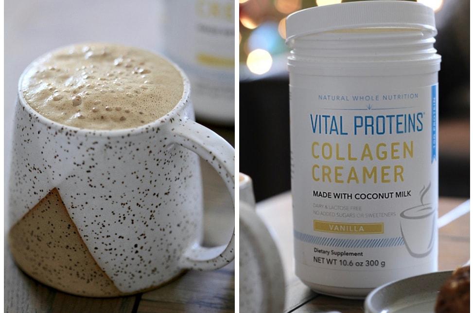 Dairy-Free Egg Nog Latte3 | Danielle Walker Against all Grain