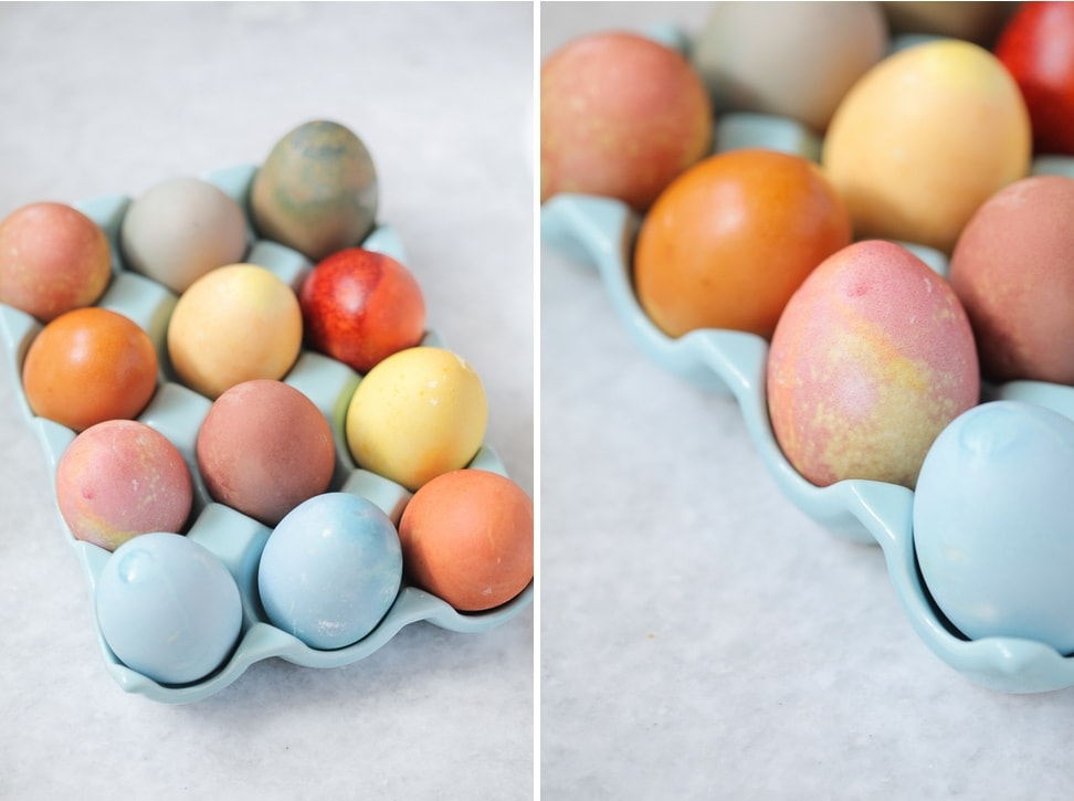 Naturally Dyed Easter Eggs Recipe | Against All Grain - Delectable ...