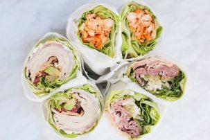 Lettuce Wrap Sub Sandwiches – AAGwich