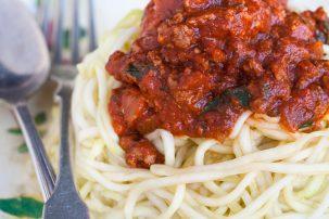 Instant Pot Granny Sarella's Spaghetti Sauce