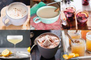Tasty Holiday Drinks and My Hallmark Christmas Movie Reviews!