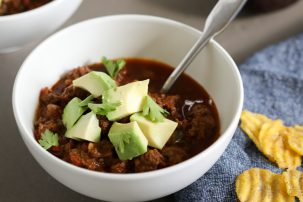 Eat What You Love Chili Recipe